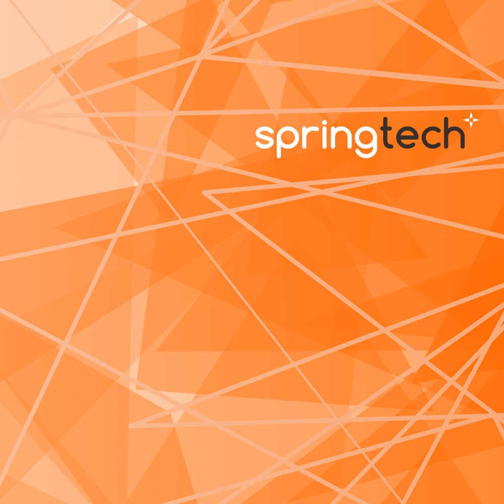 Spring Tech Innovations esempio studio grafico